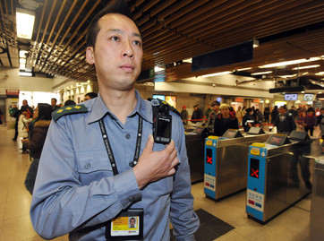 Body Cameras Go Underground in Hong Kong