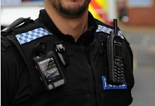 Use of body-worn cameras sees complaints against police 'virtually vanish'