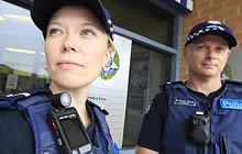 "Reveal body cameras making a ""big difference"" in Australia"