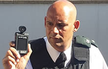 "Reveal body cameras are the new ""weapon"" for PSNI"